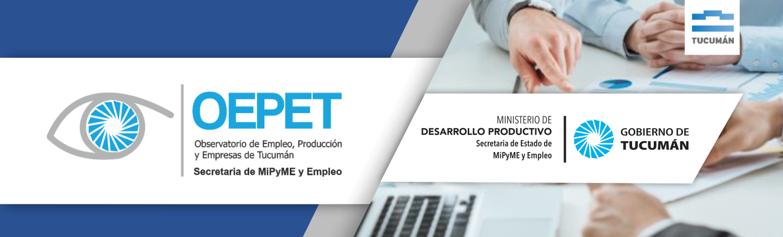 Observatorio de Empleo, Producción y Empresas de Tucumán